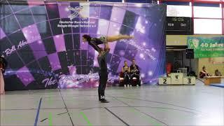 Claudia Misof & Jan Osterrieder - Saar Kings Cup 2018