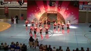 Dance Explosion - Süddeutsche Meisterschaft 2013