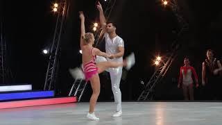 Michelle UHL & Tobias BLUDAU - World Cup Moscow 2018