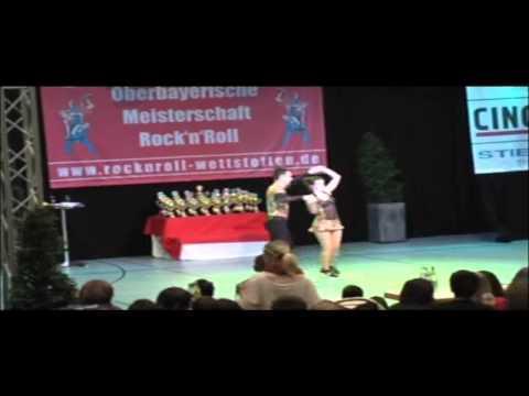 Carola Baum & Sascha Lang - Oberbayerische Meisterschaft 2012