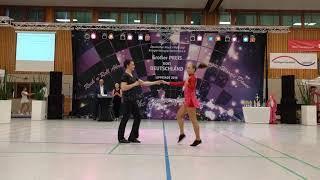 Marie Bielenberg & Carl Hendric Scharf - GPvD 2018