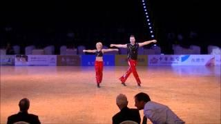 Anne Ragnhild Olstad & Steinar Berg - World Dance Sport Games 2013