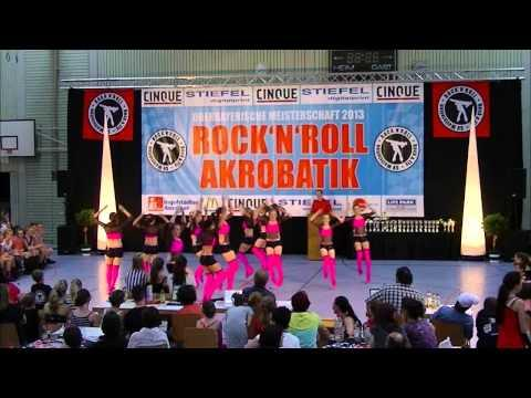 Rock Busters - Oberbayerische Meisterschaft 2013