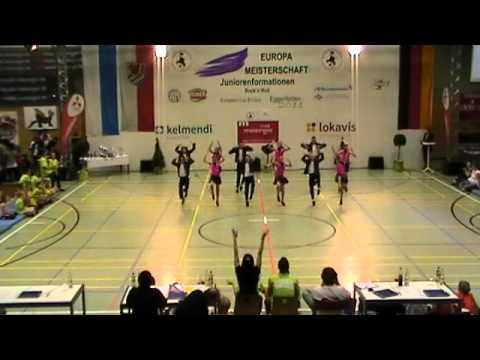 Briljantina Teens - Europameisterschaft 2011