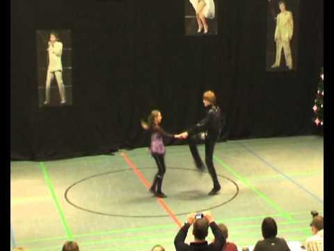 Luisa Schumacher & Tobias Cash - Sinter Claas Cup 2011