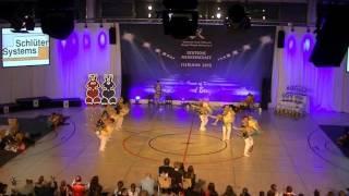 Boogie Mäuse - Deutsche Meisterschaft 2015
