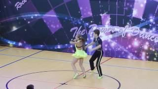 Chiara Stupar & Pascal Kerschenlohr - Deutsche Meisterschaft 2016