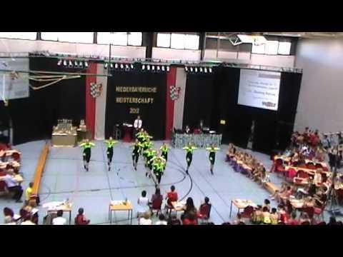 Shaking Baloos - Niederbayerische Meisterschaft 2012