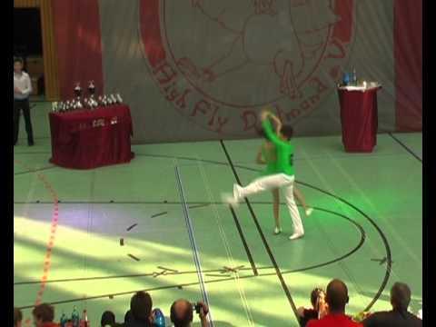 Selina Pietzko & Max Leidemer - High Fly Cup 2011