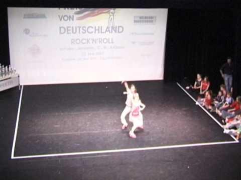 Chantal Roos & Pascal Roos - Großer Preis von Deutschland 2007