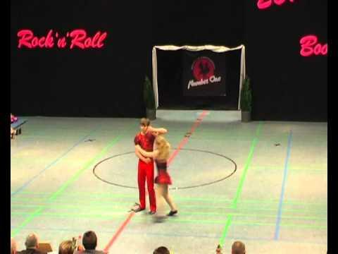 Jana-Simone Scheffler & Tobias Neumann - Landesmeisterschaft NRW 2012