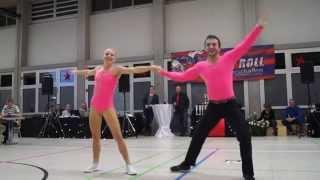 Nicole Kalb & Alexander Kapsalis - Herbstmeisterschaft 2015