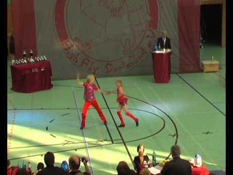 Senja Ritzmann & Sami Ritzmann - High Fly Cup 2011