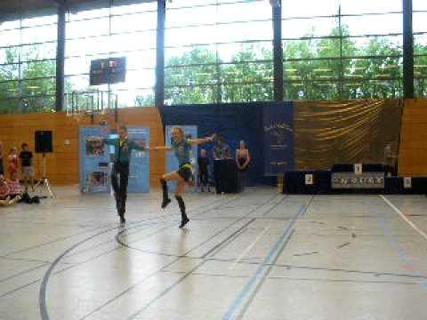 Emilie Krogh Pedersen & Anders Strom Moller - 4.Ecktown-Cup / NorthStar & Nord-Cup 2011