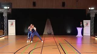 Louise Lehmann & Lars Czempinski - NordCup Hamburg 2019