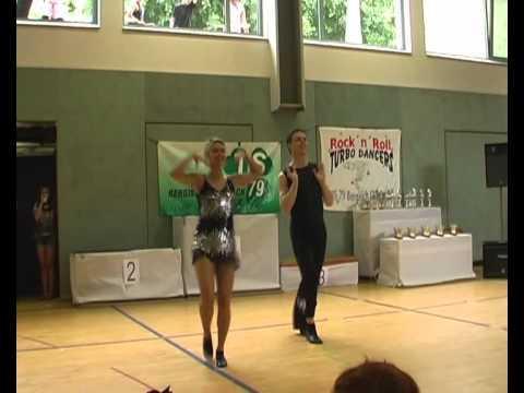 Julia Butterweck & Philipp Wolf - Turbo Cup 2012