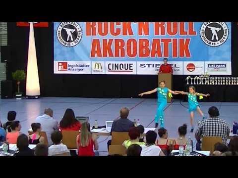 Verena Halsner & Maximilian Kett - Oberbayerische Meisterschaft 2013