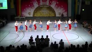 Boogie Mäuse - Süddeutsche Meisterschaft 2014