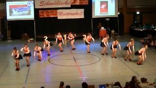 Show Secrets - Schwäbische Meisterschaft 2013