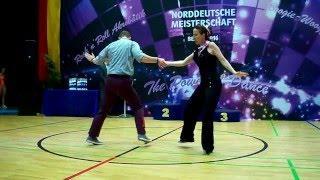 Renate Kaplan & Alexander Frank - Norddeutsche Meisterschaft 2016