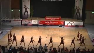 Dancing Angels - Deutsche Meisterschaft 2013