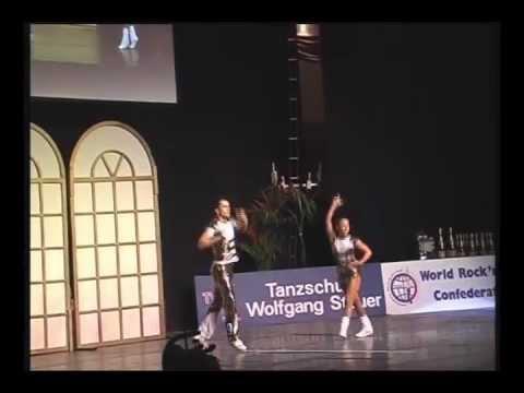 Jacek Tarczylo & Anna Miadzielec - Weltmeisterschaft 2011
