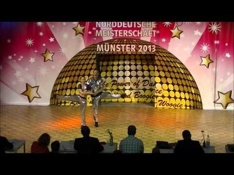 Gudrun Ziegeler & Andreas David - Norddeutsche Meisterschaft 2013