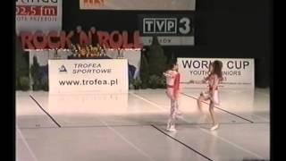 Finale Schüler - World Cup Krakau 2003