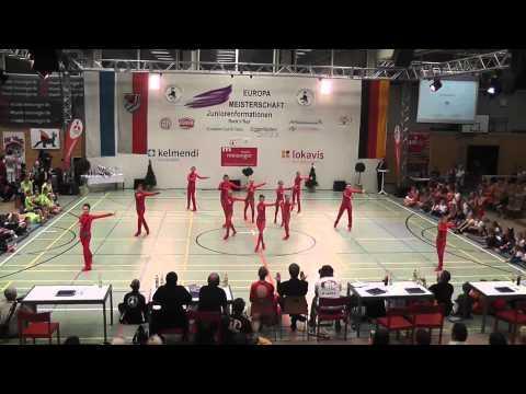 Formation I - Europameisterschaft 2011