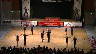 Crazy Tip Toes - Deutsche Meisterschaft 2013