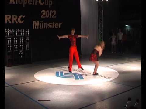 Jana-Simone Scheffler & Tobias Neumann - Kiepen Cup 2012