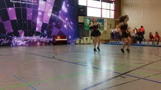 Ranjana Böhm & Cheyenne Maurer - Caddy Cup 2018