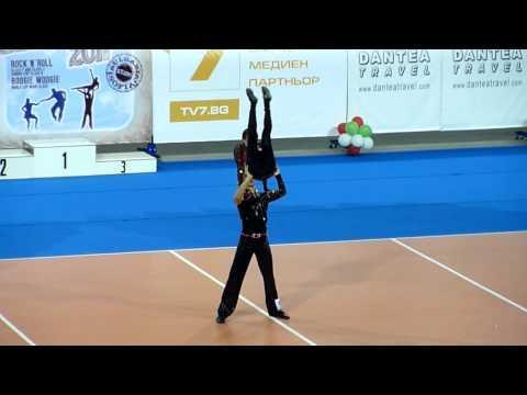 Ana Silaj & Alen Mikic - Weltmeisterschaft 2011