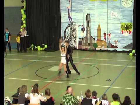 Ann-Cathrine Schulz & Florian Maiwald - Duisburg Cup 2012