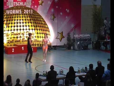 Shirley Urban & Sebastian Mattern - Großer Preis von Deutschland 2013