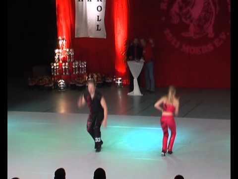 Vanessa Hille & Nico Bub - Großer Preis von Deutschland 2011
