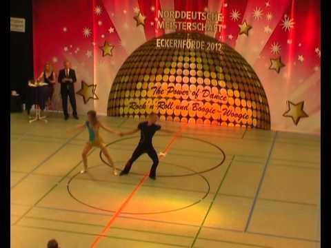 Meike Gülicher & Hannes Ullrich - Norddeutsche Meisterschaft 2012