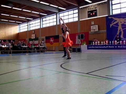 Jennifer Marquardt & Tim Eisenreich - Landesmeisterschaft Schleswig-Holstein 2011