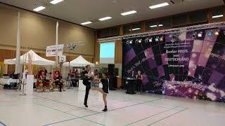 Jessica Chudziak & Manuel Faßler - GPvD 2018