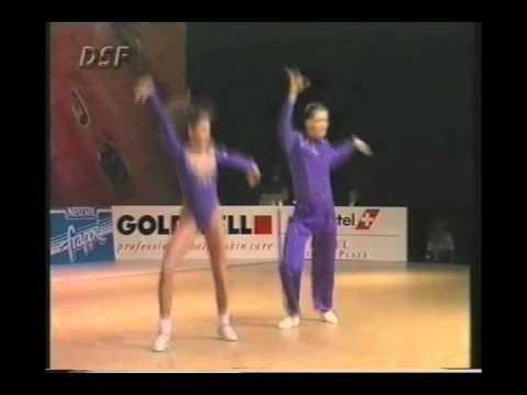 Michaela Vecerova & Roman Kolb - Weltmeisterschaft 1994