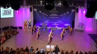 Be A Lady - Deutsche Meisterschaft 2015