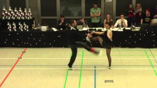 Claudia Scholl - Marco Gundlach - 30. Herbstmeisterschaft 2014
