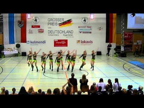 Sweet Teens - Großer Preis von Deutschland Formationen 2011