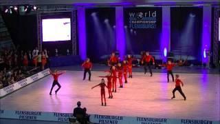 Formation Slovakia - Weltmeisterschaft 2014