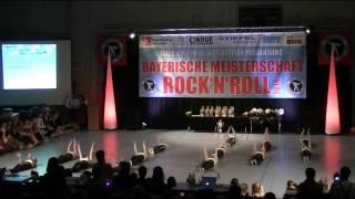 Royal Dancers - Bayerische Meisterschaft 2014