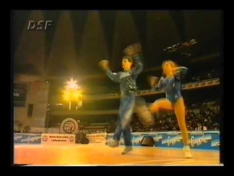 Barbora Vadovicova & Stanislav Kocis - World Masters Lyon 1994