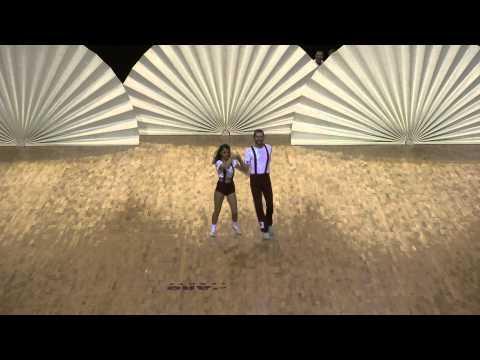Amélie Galvez & Richard Cerutti - World Masters Lommel 2012