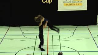 Jennifer Schitz & Maxim Penner - 31. Rhein-Sieg-Cup 2013