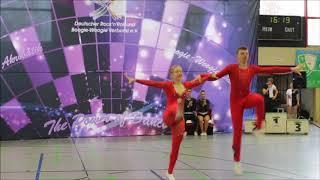 Katrin Pfundstein & Elias Vogt - Saar Kings Cup 2018