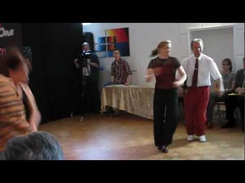 Irena Eichhorn & Harald Beckers - Norddeutsche Meisterschaft 2012